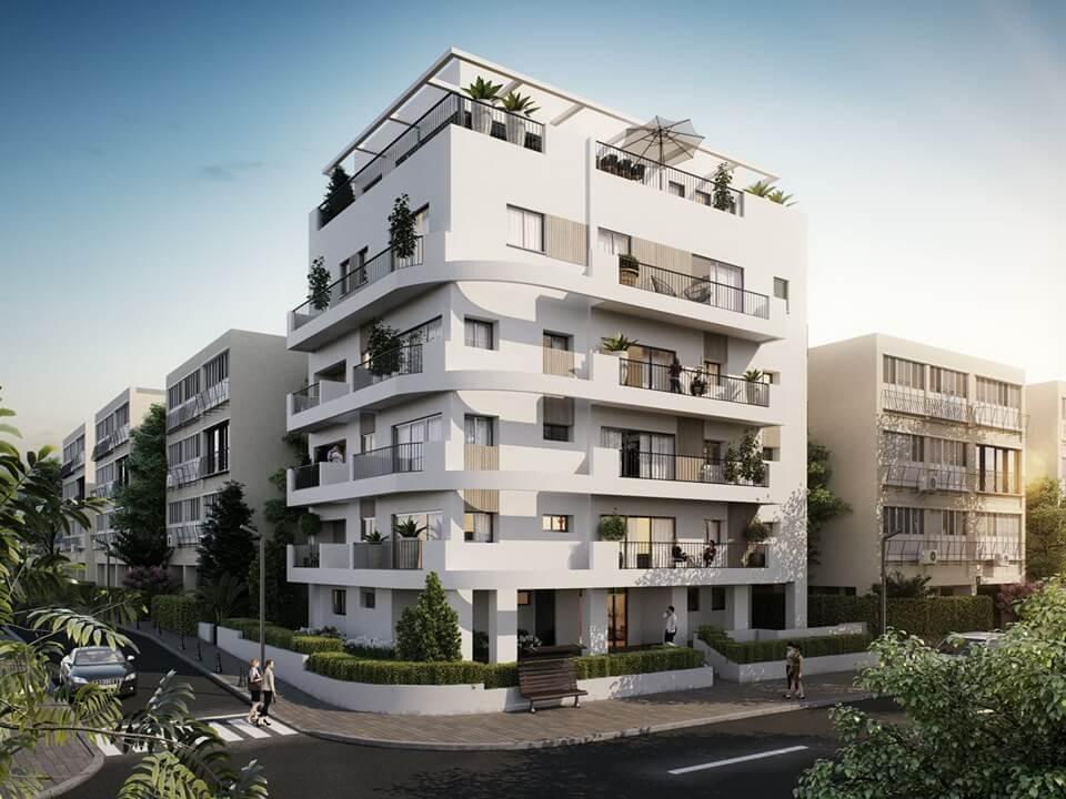 דירות חדשות למכירה בתל אביב