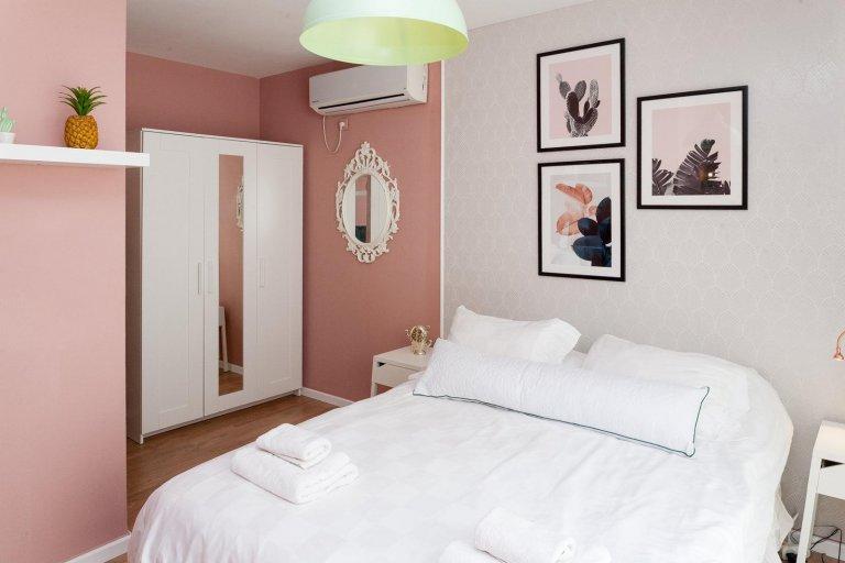 חדר השינה של הדירה שנמכרה