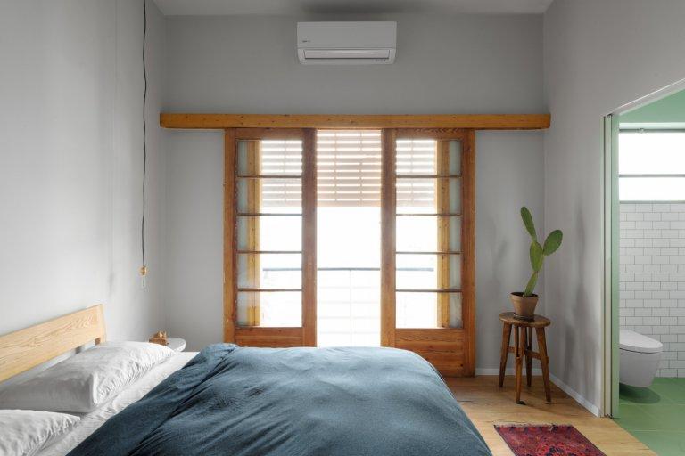 חלון חדר השינה