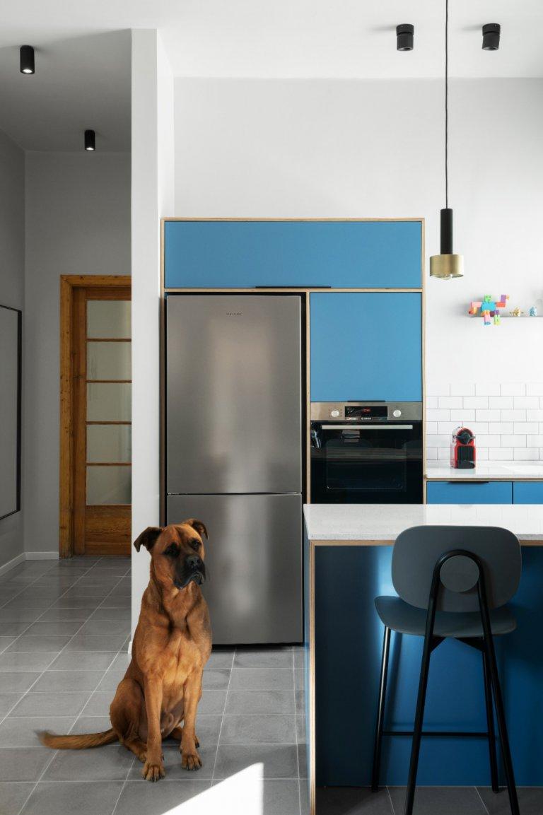 מיקום המקרר במטבח