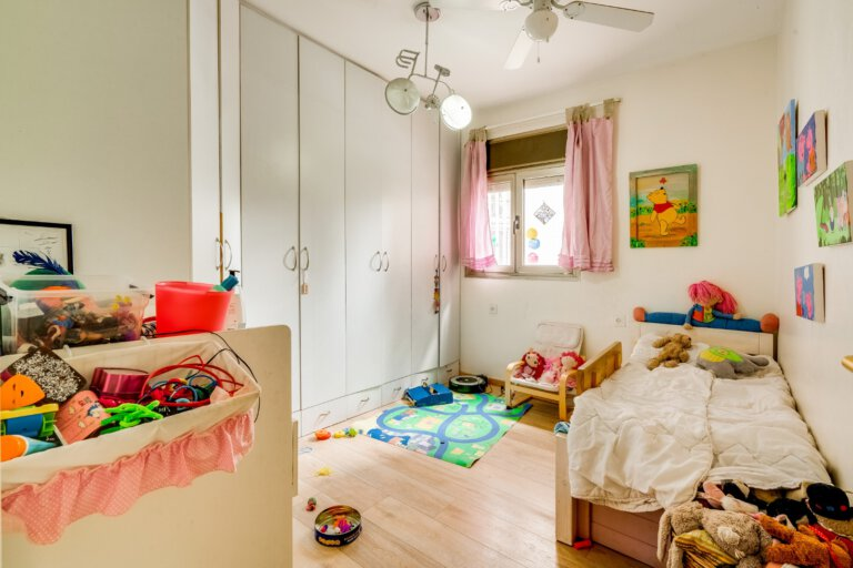 חדר ילדים נוסף