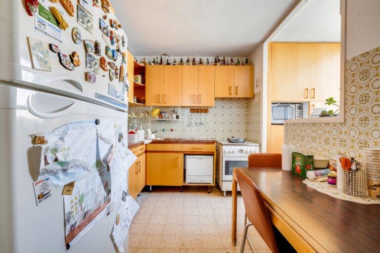 מבט נוסף על המטבח