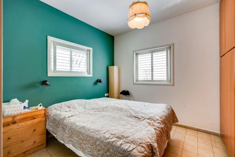 חדר השינה