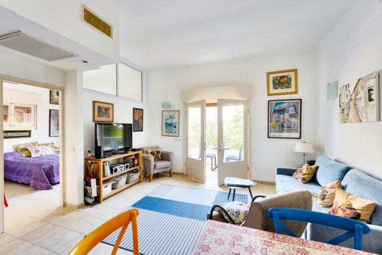 מבט כולל על הדירה למכירה ברח' ברוק