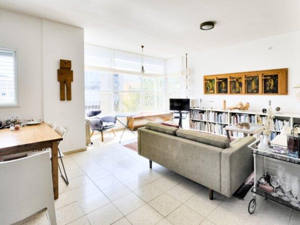 דירה למכירה ברח' סוקולוב