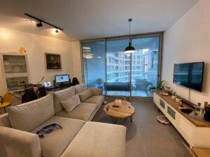 סלון הדירה בגינדי למכירה