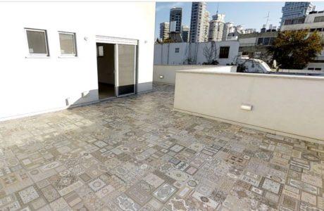 נמכר!דירת גג הכי מדהימה ברח' הרב פרידמן בסמטאות יהודה המכבי