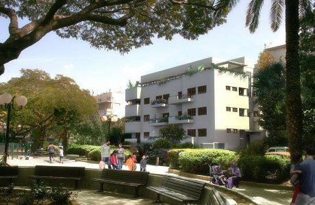 נמכר! דירה ענקית לשיפוץ באמצע שדרות מסריק מרכז תל אביב